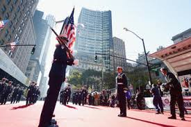 Veterans' Day in NYC