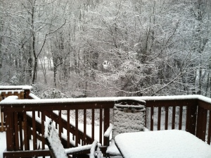 And more snow