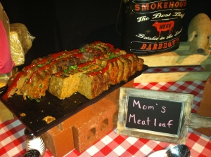 What can I say. Meatloaf.