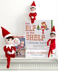 The Elf on the Shelf (of course)