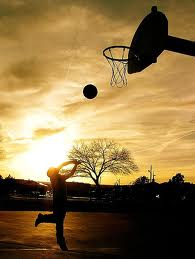 Basketball (not my image!)