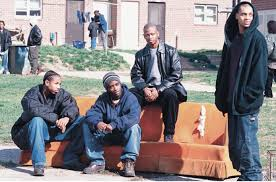 The Wire set