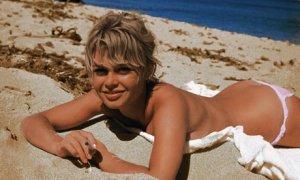 She was nudey-pants a lot.