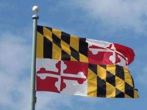 Things are a-changing in Maryland...