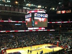 Basketball or entertainment?