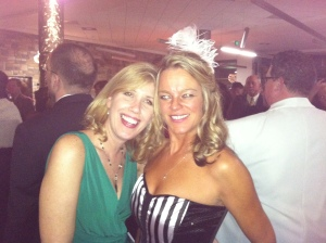 Me and Wendy Jane Royalty, don't ya know!