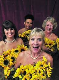 One of those Calendar Girls in my mother! ;)