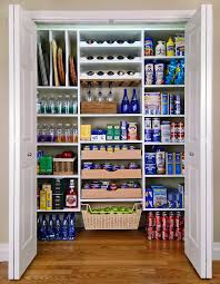 Larder or pantry - you choose. Actually, some of those things look quite high up. I might need a ladder to get them ;)