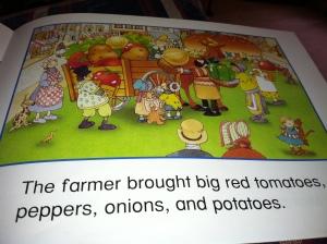 You say tomatoes, I say tomatoes ;)