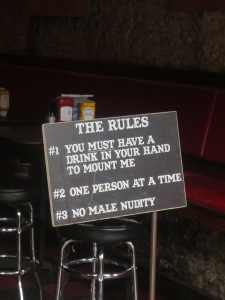 ....but these are the rules :)