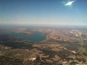 Texas landscape