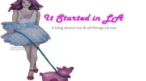 It Started in LA. It always does.... ;)