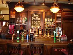 Ah, an English pub!