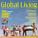 The cover of Global Living