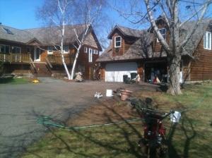 Jess's house