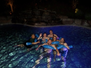 Pool party! :)