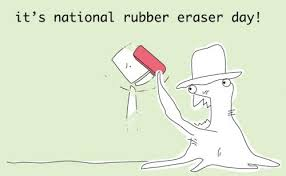 Rubber / eraser