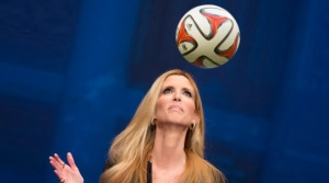 Ann 'crazy-ass' Coulter