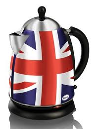 A very British kettle