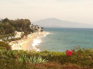 I love, love, love the beaches here - so peaceful :)