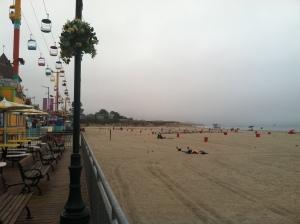 Santa Cruz minus the vampires!