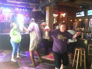 Daytime dancing!
