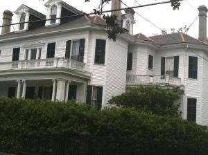 The Benjamin Button House