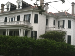 The Benjamin Button House