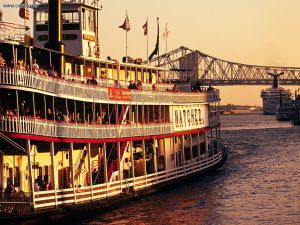 Down the Mississippi