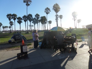 The other bit of Venice Beach