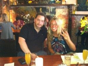 Me and Chris :)