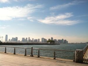It's a cool city