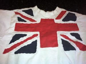 The flag :)