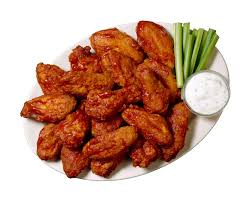 That's them wings!