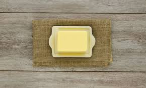British butter on a British butter dish