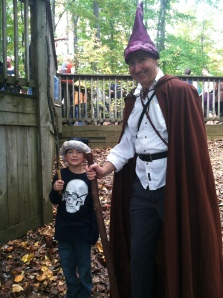 Wizards meet at Rennfest!