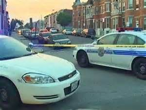 Crime in Baltimore