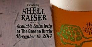 The Greene Turtle's Shell Raiser