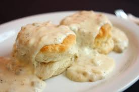 The offending biscuits and gravy