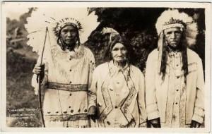 The Cherokee of NC