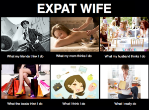 Is this the real expat life?!