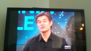 The Dr Oz man himself
