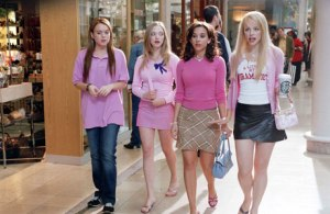 Not everyone dresses like the Mean Girls