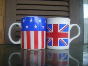 British expats in the USA