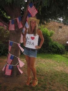 Loving ya, America-ca!